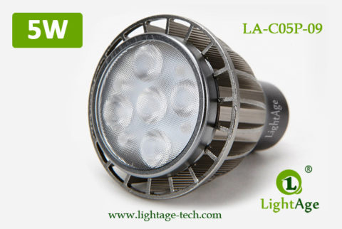 LA-C05P-09 5W LED lamp cup LED Spot light