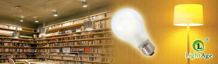 Milky A60 LED filament bulb 2W 4W 6W 8W Application