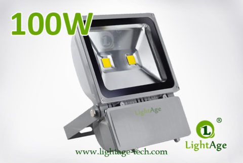 100W COB LED Flood Light Stand Type LA-FL04 01