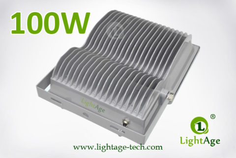 100W COB LED Flood Light Stand Type LA-FL04 04
