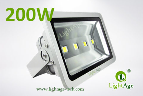 200W COB LED Flood Light LA-FL02-200W 01