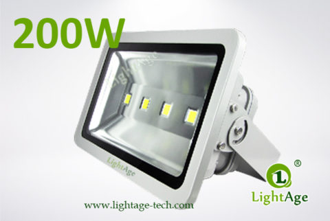 200W COB LED Flood Light LA-FL02-200W 03
