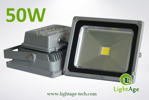 50W COB LED Flood Light LA-FL02-50W 01