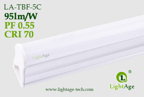 5C T5 Integrated LED Tube
