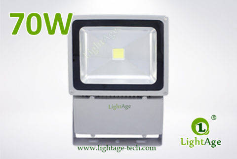 70W COB LED Flood Light Stand Type LA-FL04 02