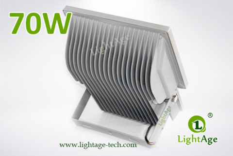 70W COB LED Flood Light Stand Type LA-FL04 03