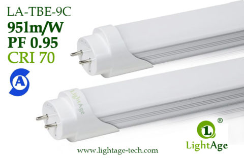 [9C] LED T8 Tube 9W~40W 2ft~8ft LightAge