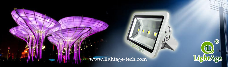 COB LED Flood Light LA-FL02 application 07