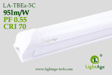 Integrated LED T8 Tube Light 5C
