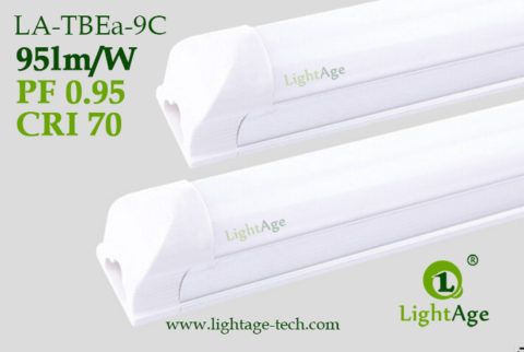 Integrated LED T8 Tube Light 9C