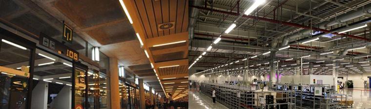 Integrated LED T8 Tube Light Application 04