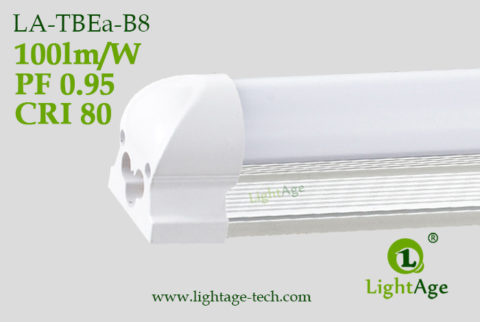Integrated LED T8 Tube Light B8