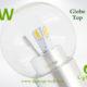 LA-B03-G05 3W LED Bulb Clear Globe4