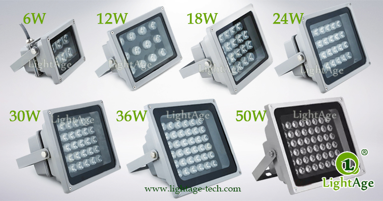 LA-FL03 Series LED FLood Light 6W-50W