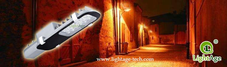 LA-SR03-12 led street light 12W Application
