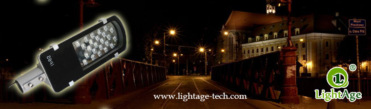 LA-SR03-24 led street light 24W Application