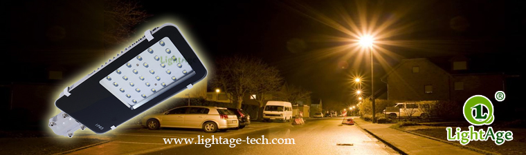 LA-SR03-30 led street light 30W Application