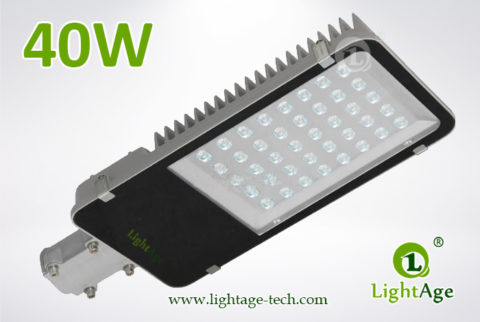 LA-SR03-40 led street light 40W small street light 01