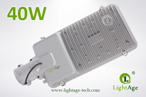 LA-SR03-40 led street light 40W small street light 03