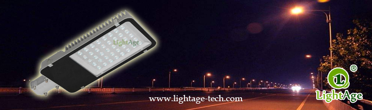 LA-SR03 led street light 40W Application