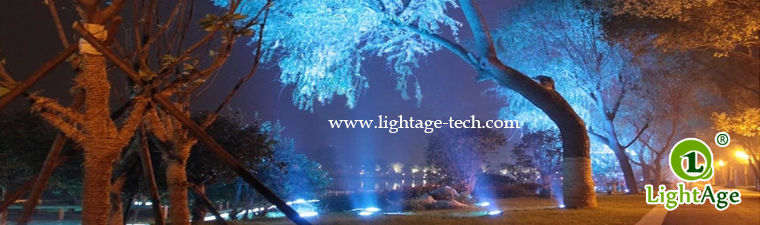 LED Flood Light R G B Y RGB Application 12W