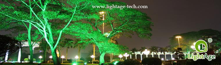 LED Flood Light R G B Y RGB Application 30W