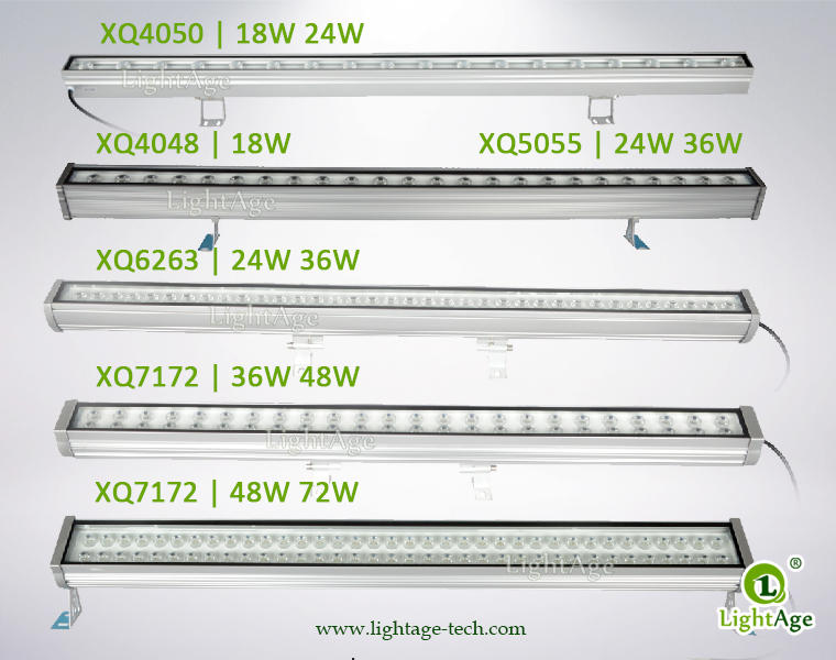 LightAge Standard Wall Washer Series
