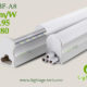T5 Integrated LED Tube A8