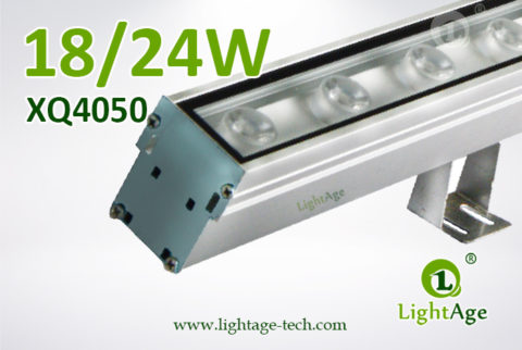 XQ4050 LED Wall Washer 1000mm 18W 24W 2