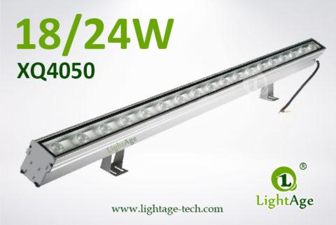 XQ4050 LED Wall Washer 1000mm 18W 24W