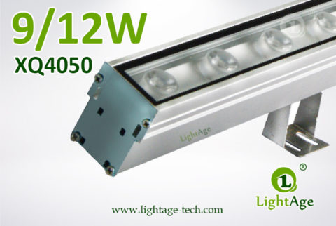 XQ4050 LED Wall Washer 500mm 9W 12W 3