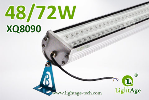 XQ8090 LED Wall Washer 1000mm 48W 72W 03