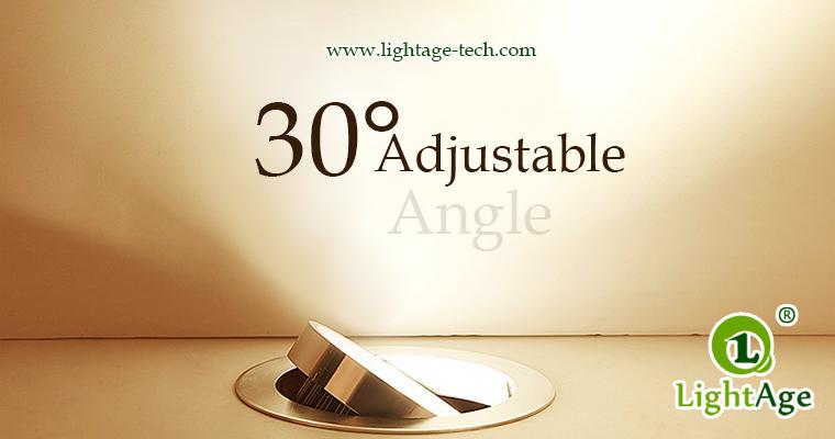 LED Ceiling Light Down Light LA-CL82 Angle Adjustable
