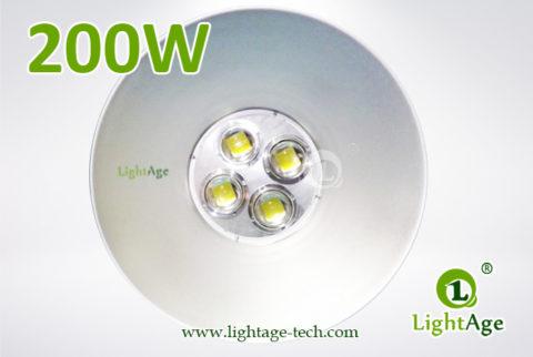 LED High Bay Light LightAge GK02 200W 1