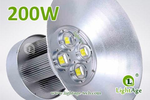 LED High Bay Light LightAge GK02 200W 2
