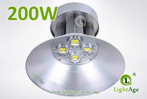 LED High Bay Light LightAge GK02 200W 3