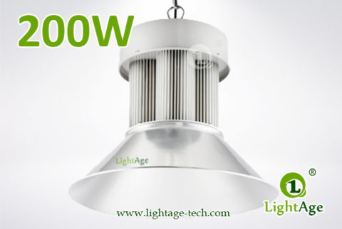 LED High Bay Light LightAge GK02 200W 4