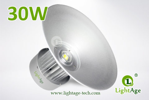 LED High Bay Light LightAge GK02 30W 2