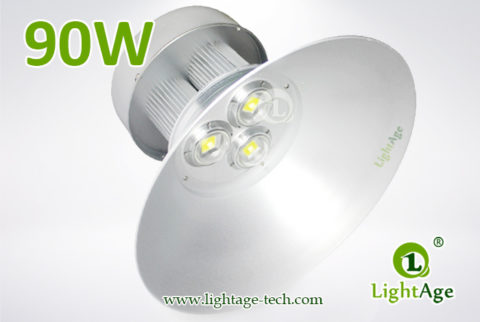 LED High Bay Light LightAge GK02 90W 3
