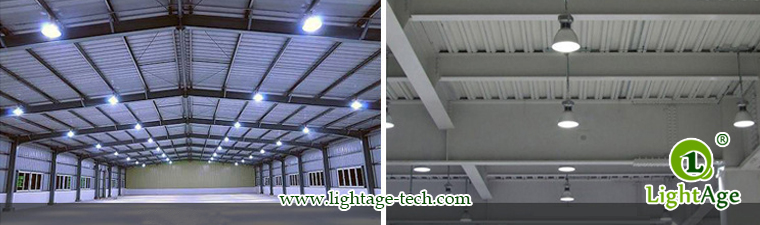 LED High Bay Light LightAge GK02 Application 1