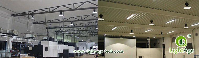 LED High Bay Light LightAge GK02 Application 2
