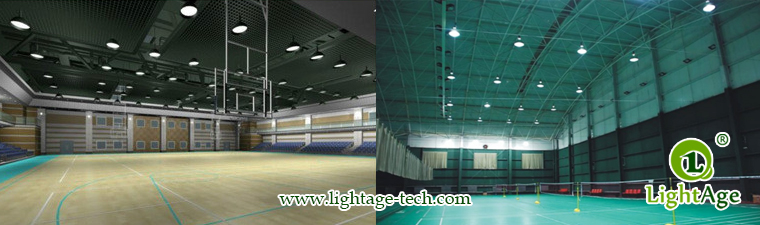 LED High Bay Light LightAge GK02 Application 5