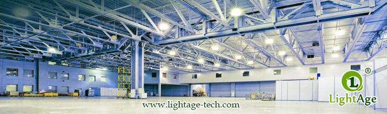 LED High Bay Light LightAge GK02 Application 6