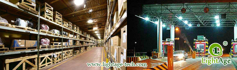 LED High Bay Light LightAge GK02 Application 7