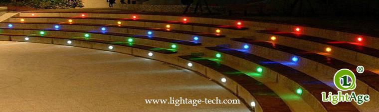 LED inground light project 05