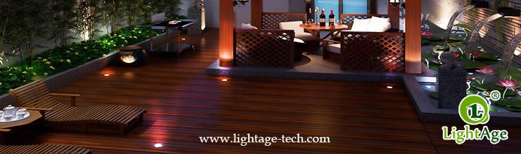 LED inground light project 09