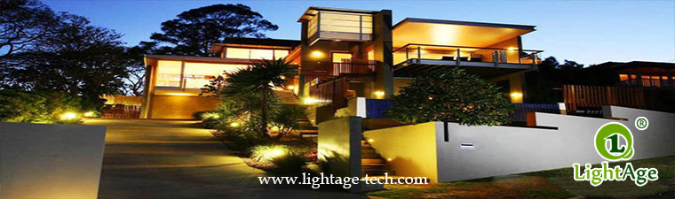 LED inground light project 12