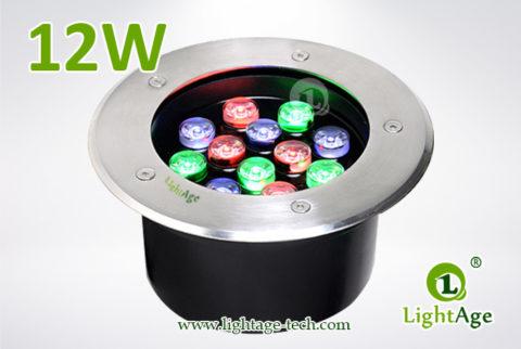 LightAge LED Inground Light LA-MD01-12W 04