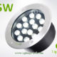 LightAge LED Inground Light LA-MD01-15W 05