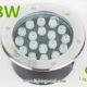 LightAge LED Inground Light LA-MD01-18W 03